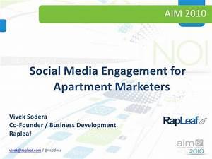 Social Media Profiling, Vivek Sodera, Rapleaf