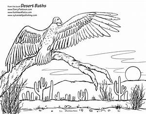 Free coloring pages of alpine biome