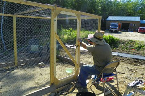 chicken coop ideas cheap free downeast thunder farm chicken coop plans downeast