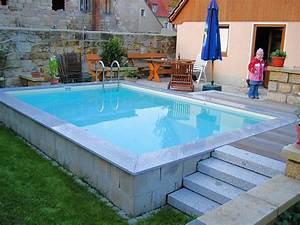 Schwimmbad Im Garten : schwimmbad fur den garten ~ Whattoseeinmadrid.com Haus und Dekorationen