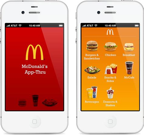 mcdonald s phone free egg mcmuffin with the mcdonald s app sept 26th