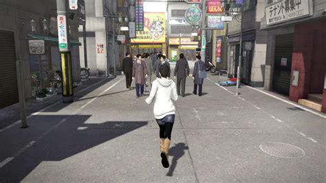 sega reveals  yakuza  characters