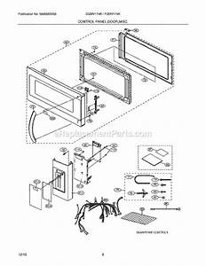 Frigidaire Fgmv174kfb Parts List And Diagram