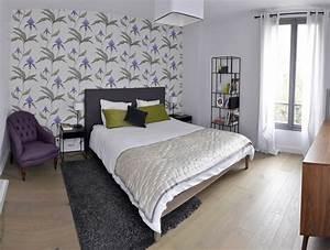 Deco Chambre A Coucher : deco chambre a coucher parent 48604 ~ Teatrodelosmanantiales.com Idées de Décoration