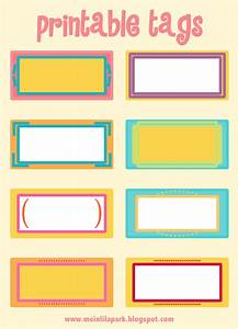 free printable cheerfully colored tags – ausdruckbare ...