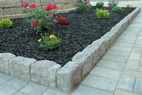 lawn garden border edging ideas design idea with then