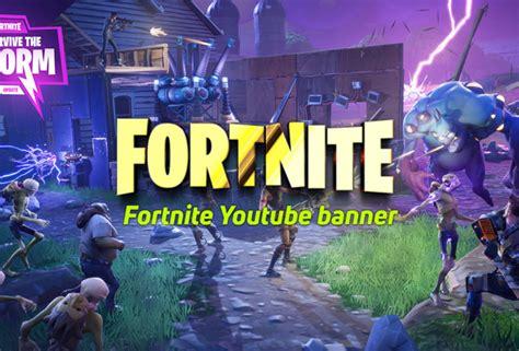 fortnite banner templates
