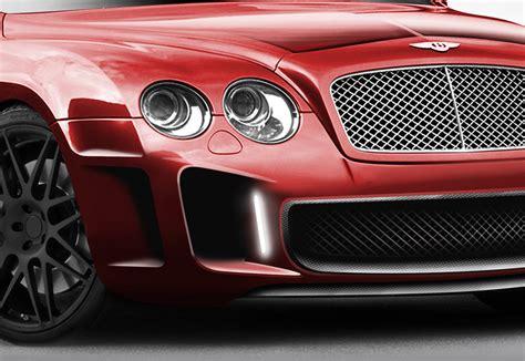 British Tuner Imperium Creates One-off Bentley Continental Gt