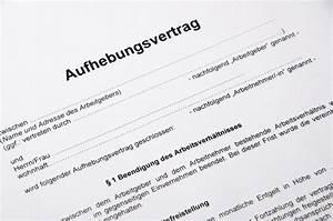Kündigungsfristen Arbeitnehmer Berechnen : aufhebungsvertrag alles wichtige inkl vorlage vorlage ~ Themetempest.com Abrechnung