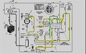 Lawn Mower Ignition Switch Wiring Diagram