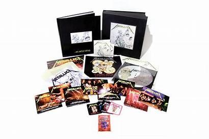 Justice Deluxe Metallica Reissues