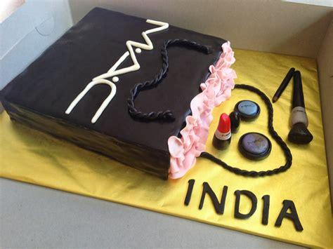joyce gourmet mac makeup gift bag cake