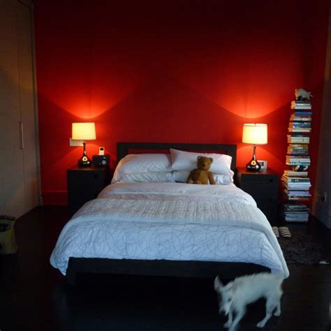 25+ Best Ideas About Red Bedroom Walls On Pinterest Red