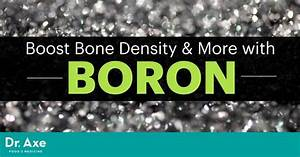 Boron Uses  Benefits  Dosage  Side Effects And
