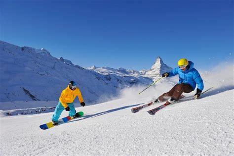 Sports Ski And Snowboard by Winter Sports In Zermatt Zermatt