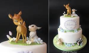Neutral Baby Shower Cakes
