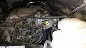 Replace Throttle Position Sensor And Clean Throttle Body