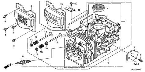 Honda Engines Gcvla Engine Usa Vin Gjara