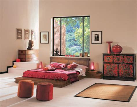 chambre style asiatique la décoration asiatique vous aide à plonger dans un