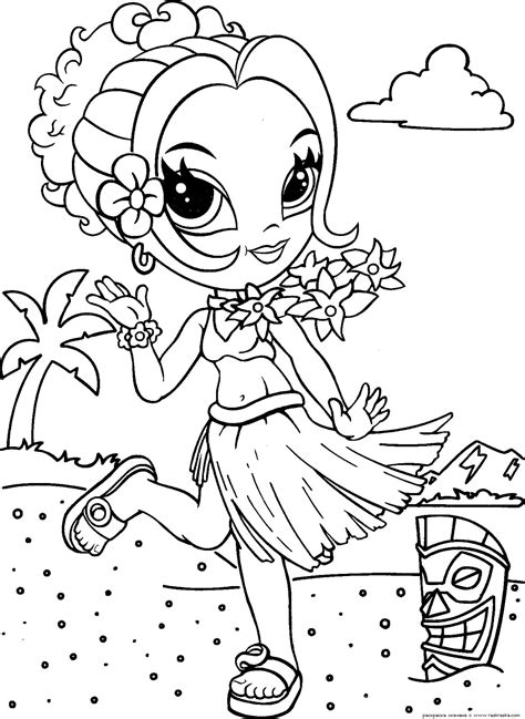 lisa frank animals coloring pages   print