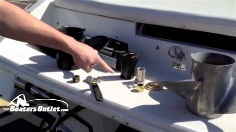 How To Remove A Boat Propeller by How To Remove Install A Boat Propeller