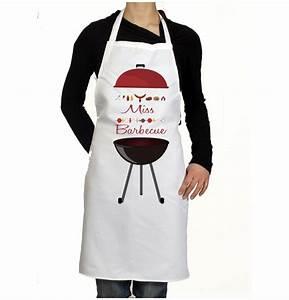 Tablier De Cuisine Pas Cher : tablier de cuisine sp cial barbecue en cadeau pas cher et pratique ~ Teatrodelosmanantiales.com Idées de Décoration