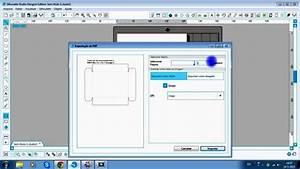 Template Maker Box E Silhouette Studio De Em Portugu U00eas