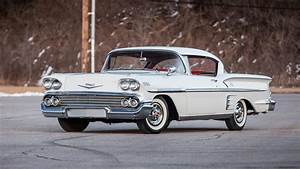 1958 Chevrolet Impala T180 Indy 2017