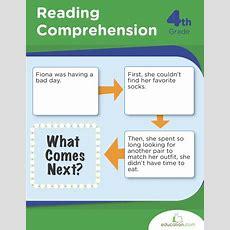 Reading Comprehension  Workbook Educationcom