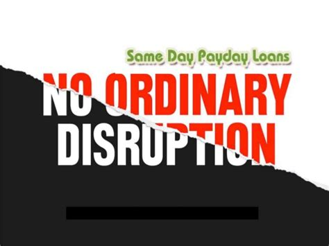 day payday loans avail external fund