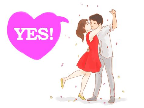 propose   woman  steps  pictures wikihow