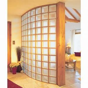 Panneau Brique De Verre : le panneau de verre mat riaux et bricolage ~ Dailycaller-alerts.com Idées de Décoration