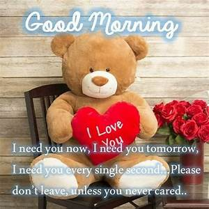Romantic Good Morning Teddy Bear Pictures, Photos, and ...