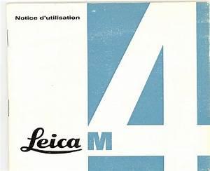 Leica M4 Manual