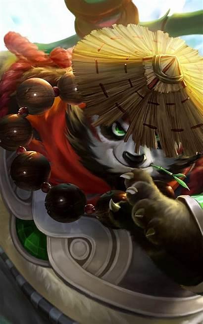Legends Mobile Panda Warrior Akai 4k Ultra