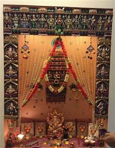 Pooja Room Designs and Decor for Diwali - Pooja Room and