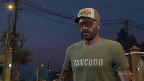 Trevor Philips Works For Donald Trump