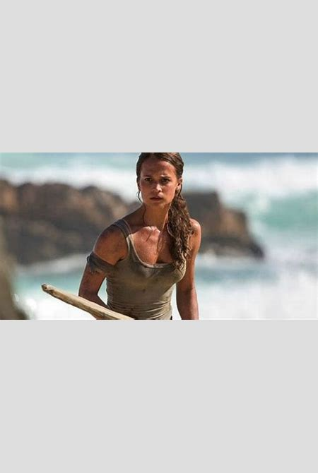 See the First Trailer for 'Tomb Raider' (2018) Starring Alicia Vikander