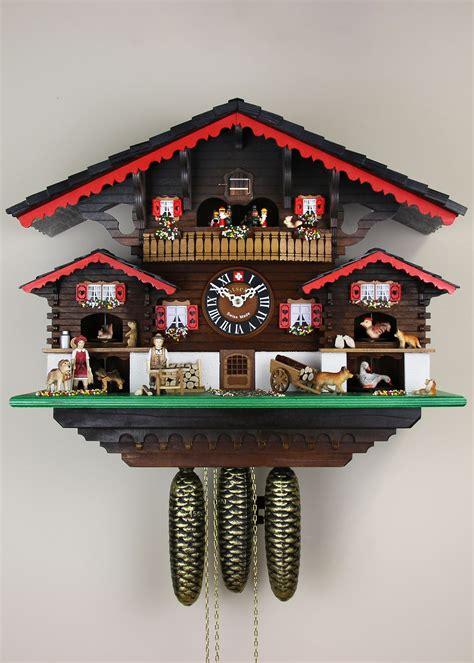 loetscher cuckoo clock cuckoo clock  loetscher watches