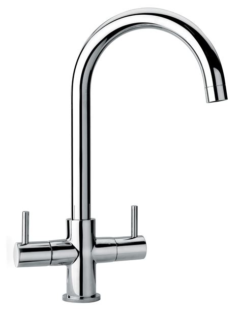 b q kitchen sink mixer taps kiso chrome effect kitchen mixer tap departments diy 7548