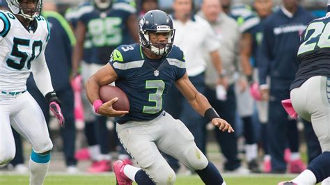 seahawks  panthers fantasy football projections