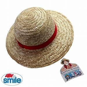 Chapeau De Paille Enfant : chapeau de paille de luffy taille enfant ~ Melissatoandfro.com Idées de Décoration