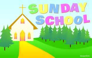 Free Sunday School Clip Art