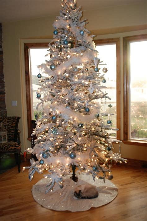Ideas Decorating White Tree by Tree Ideas For 2018