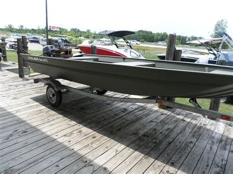 1648 Jon Boat For Sale by 2016 New Polar Kraft Dakota Jon 1648 Jon Boat For Sale