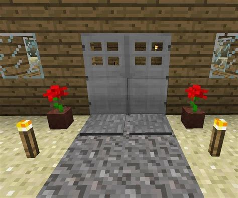 minecraft tnt trap  steps instructables