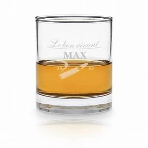 Verre A Whisky : maintenant offrez ce verre whisky personnalis en cadeau ~ Teatrodelosmanantiales.com Idées de Décoration