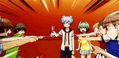 Classroom Assassination Funny Anime Wattpad Nagisa Gifs