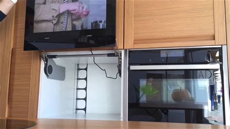 cabinet television for kitchen cabinet door kitchen tv avis electronics avs220k 21 5 8678