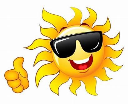 Sunglasses Sun Clip Smiley Clipart Clipartion